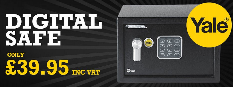 Yale Digital Safe